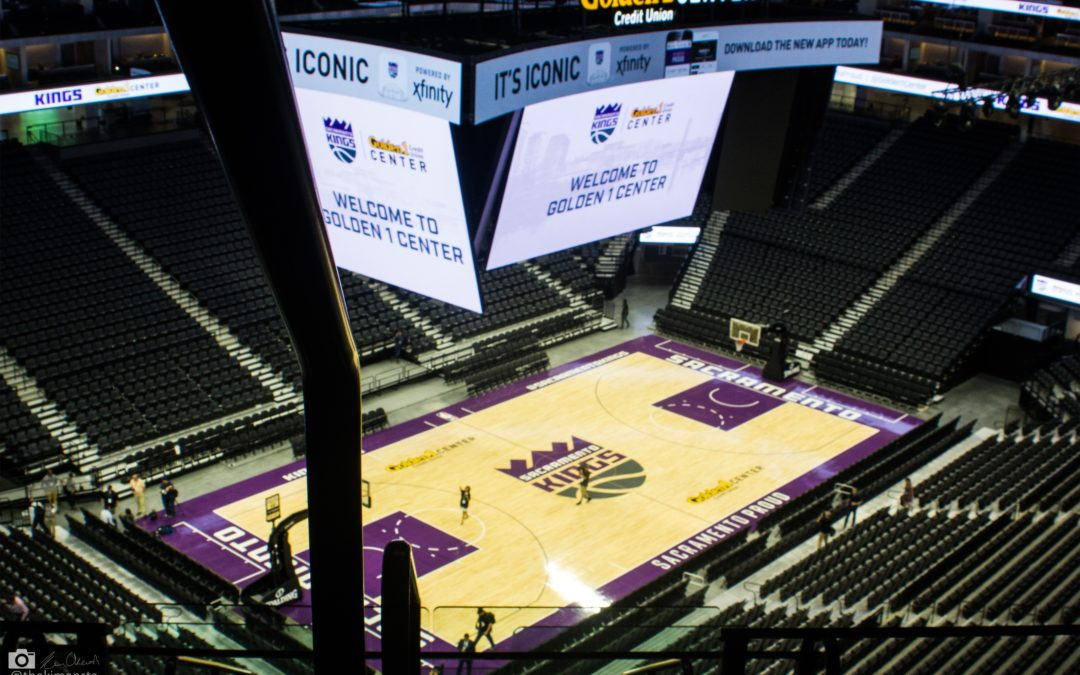 The Kings Have Furloughed Some Members of Basketball Operations