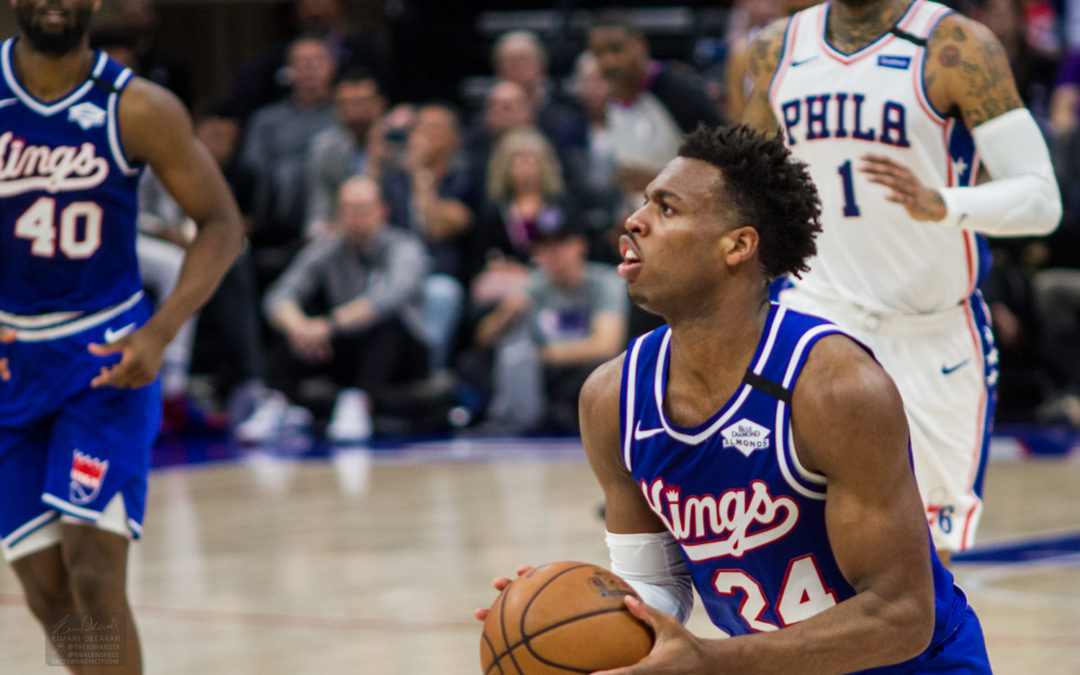 Buddy Hield has tested positive for COVID-19