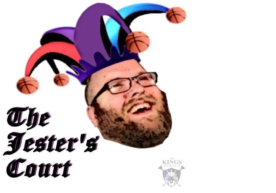 The Jester's Court Podcast: Staying Conscious, with Damien Barling