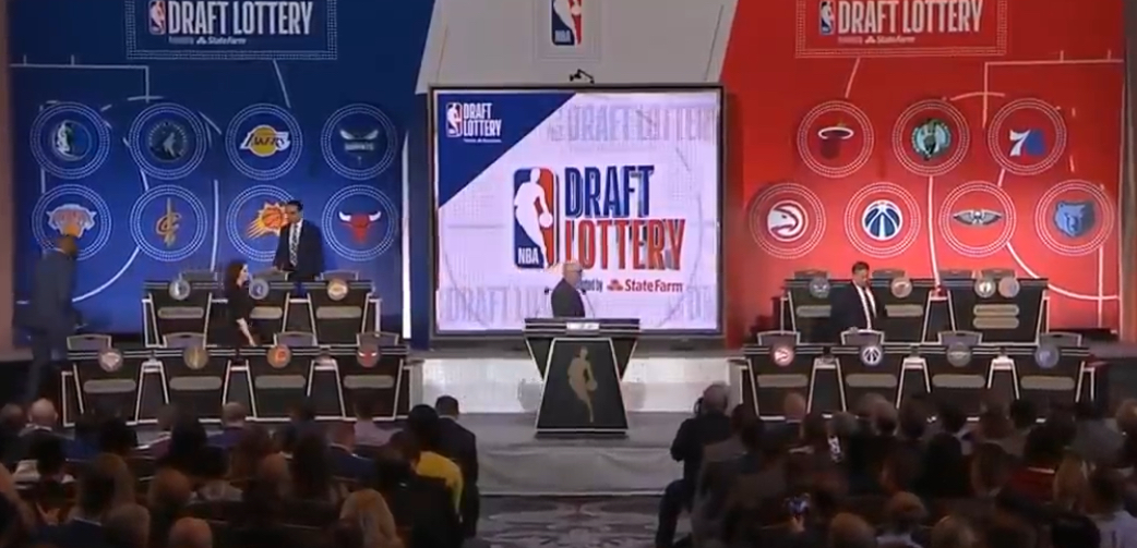 Report: NBA unlikely to change draft lottery process despite the shortened season