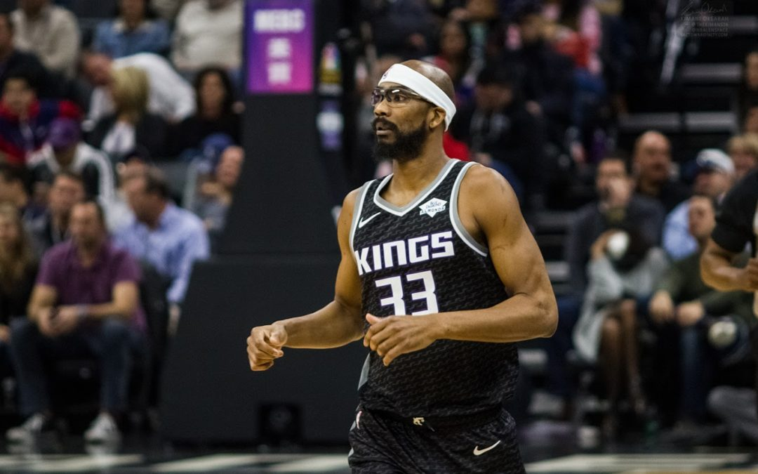 Sacramento Kings sign Corey Brewer for remainder of season