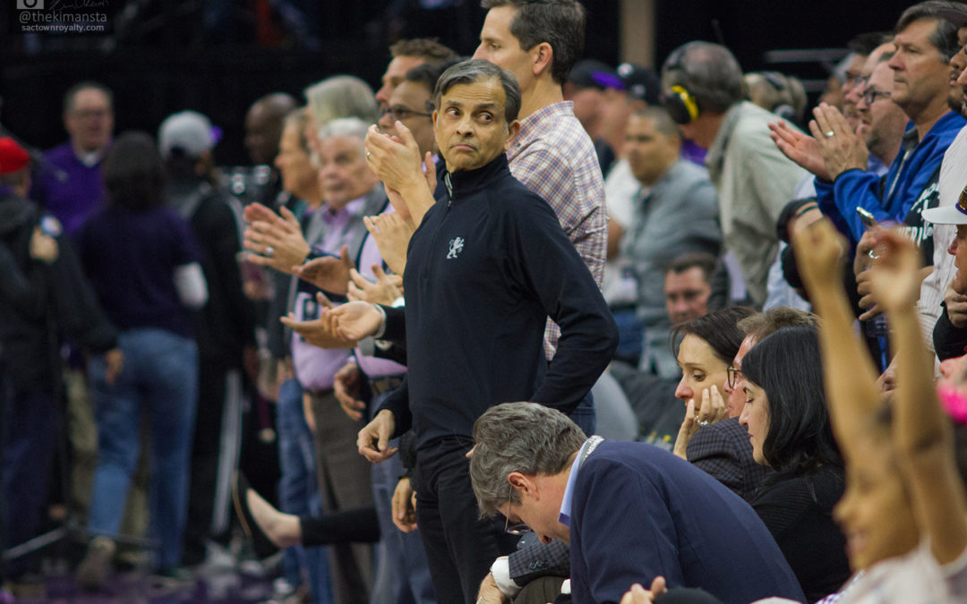 Sacramento Kings owner Vivek Ranadive is confident in the NBA's plan to return