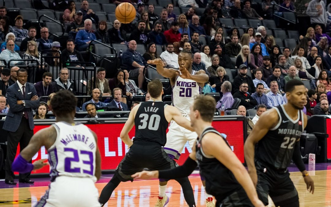 Watching the Tape: Harry Giles is the Kings' best frontcourt passer