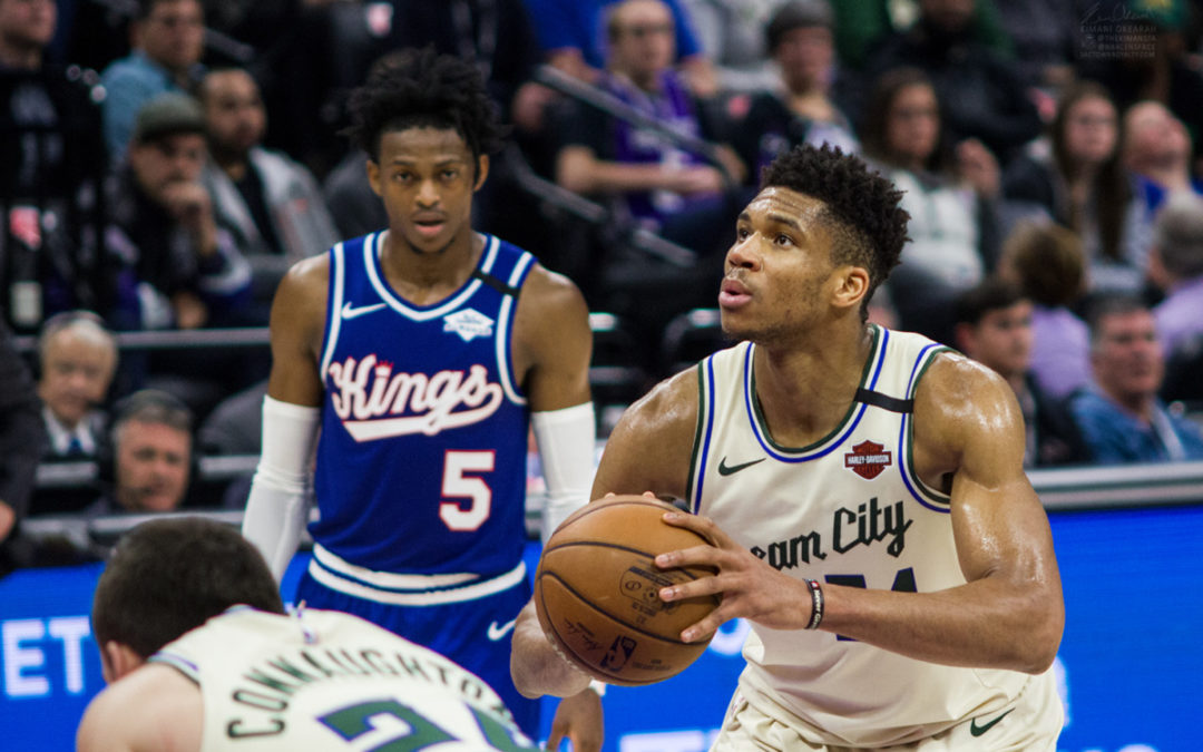 Kings vs Bucks scrimmage Open Thread