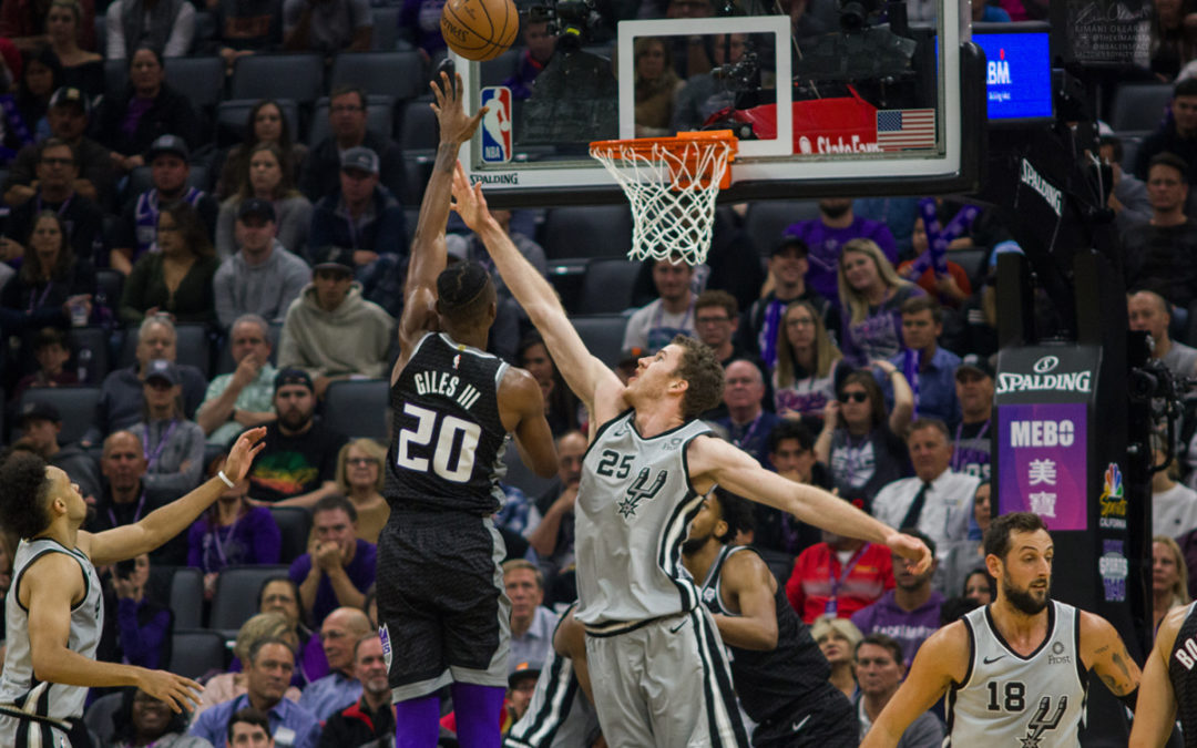 Kings vs. Spurs Game Thread