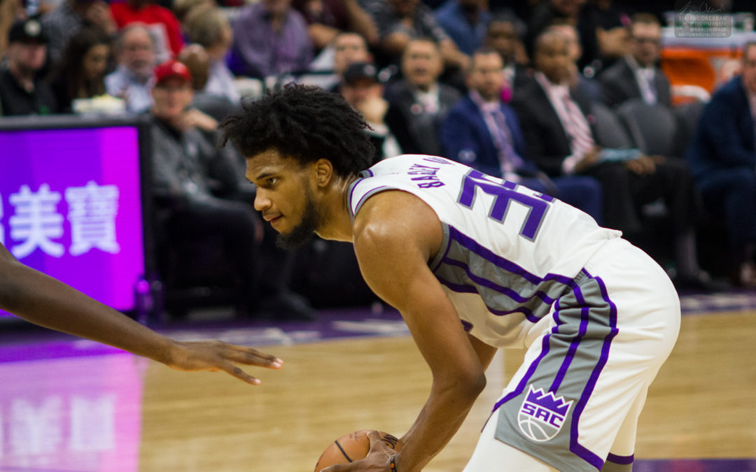 Marvin Bagley suffers right foot injury in practice