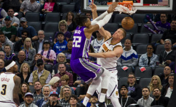 Film Room: Richaun Holmes is one of the most effective finishers in the league