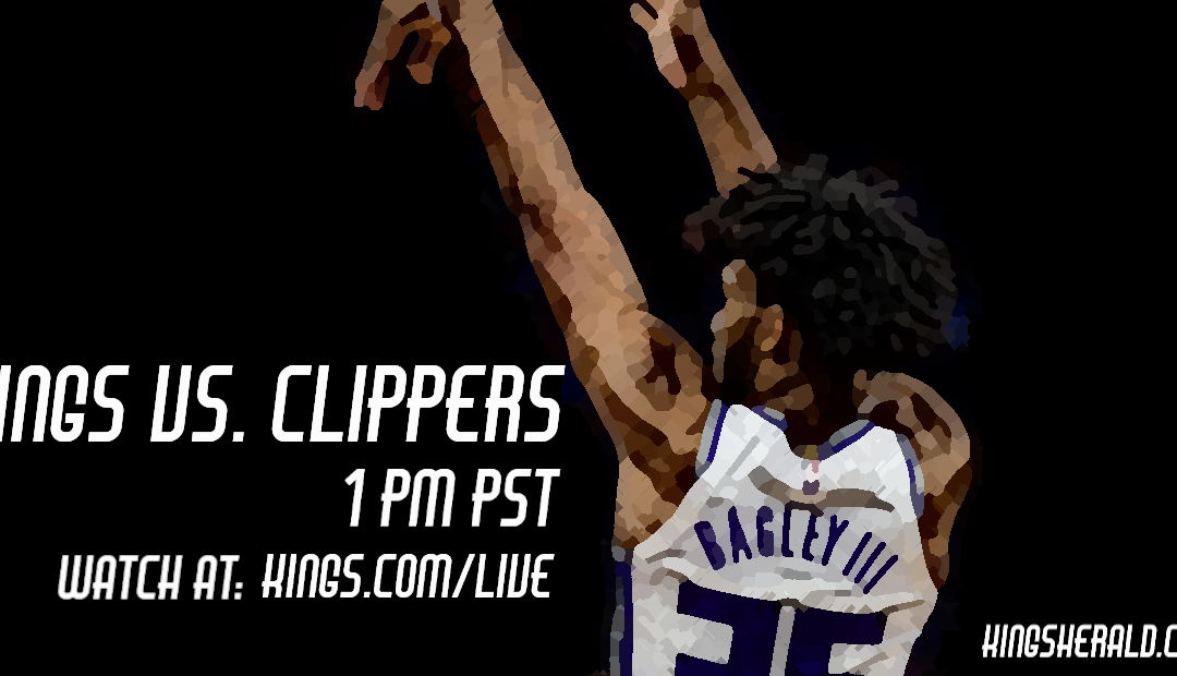 Kings vs Clippers Preview: The End of the Beginning