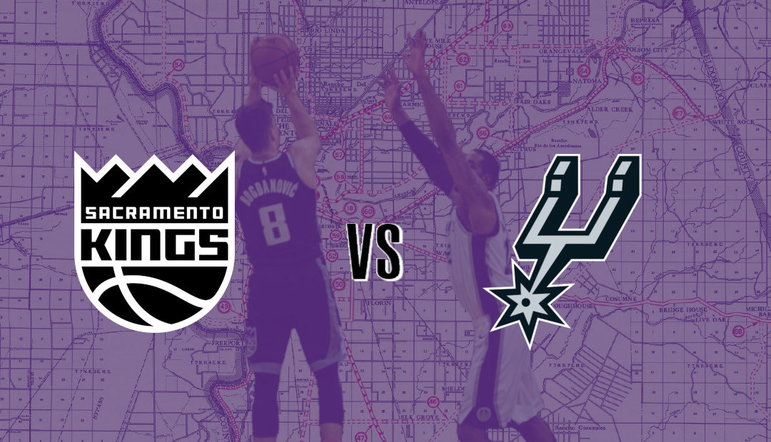 Kings vs. Spurs Preview: Playoffs or Bust!