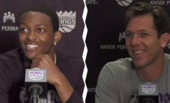 Watch The Sacramento Kings' First Media Availability Since Resuming The 2019-20 Season