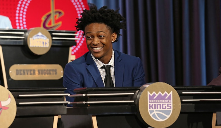 NBA Lottery Results: The Sacramento Kings will select 12th overall