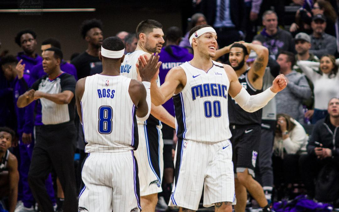 Watching the Tape: Sacramento's errors against Orlando
