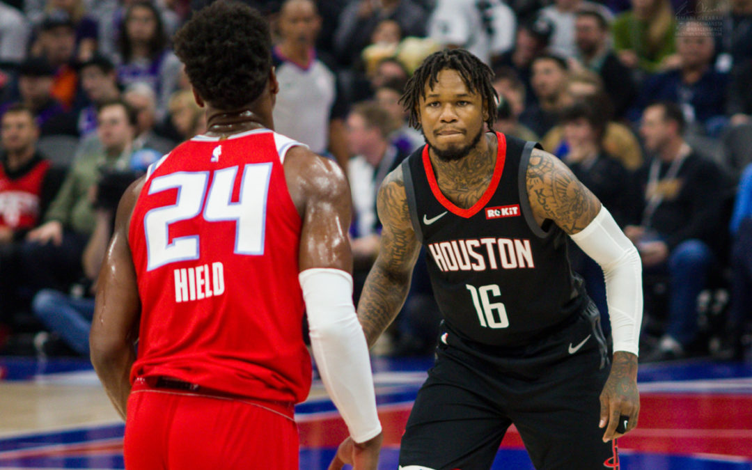 Kings vs. Rockets Game Thread
