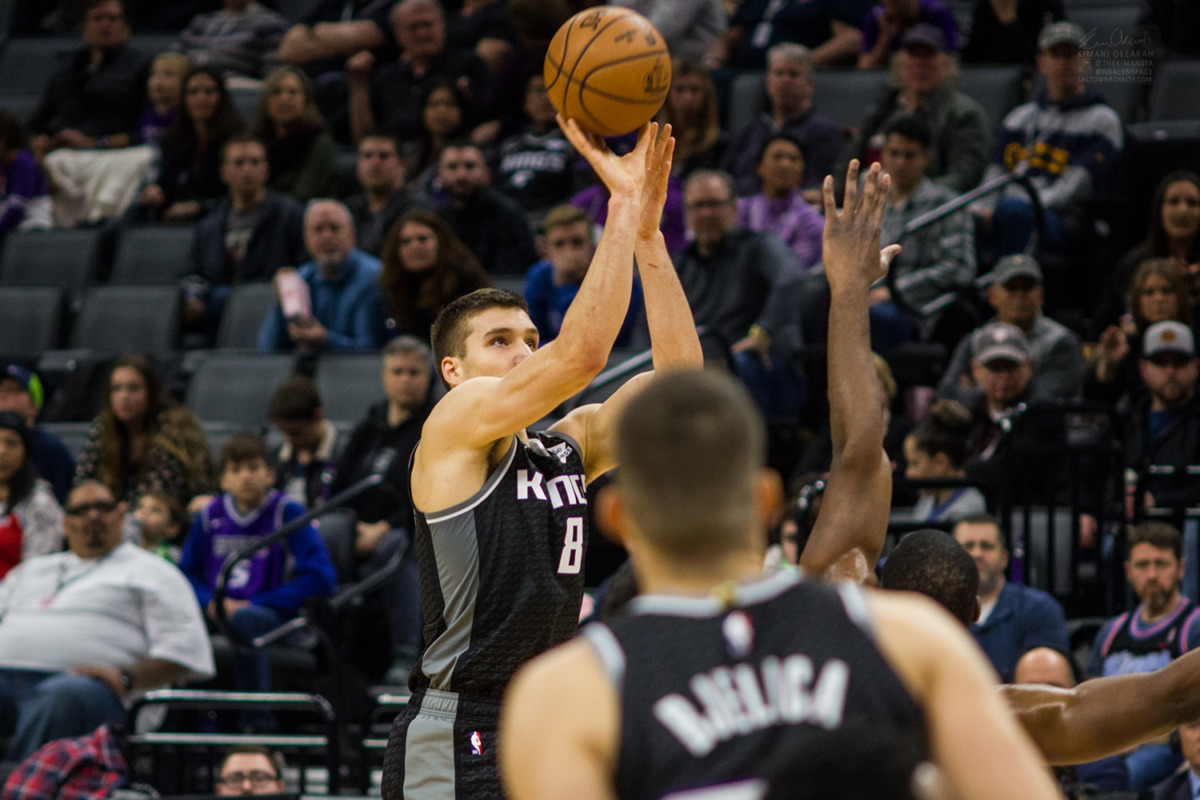 Kings 112, Pelicans 106: Sacramento wins their second game in the bubble