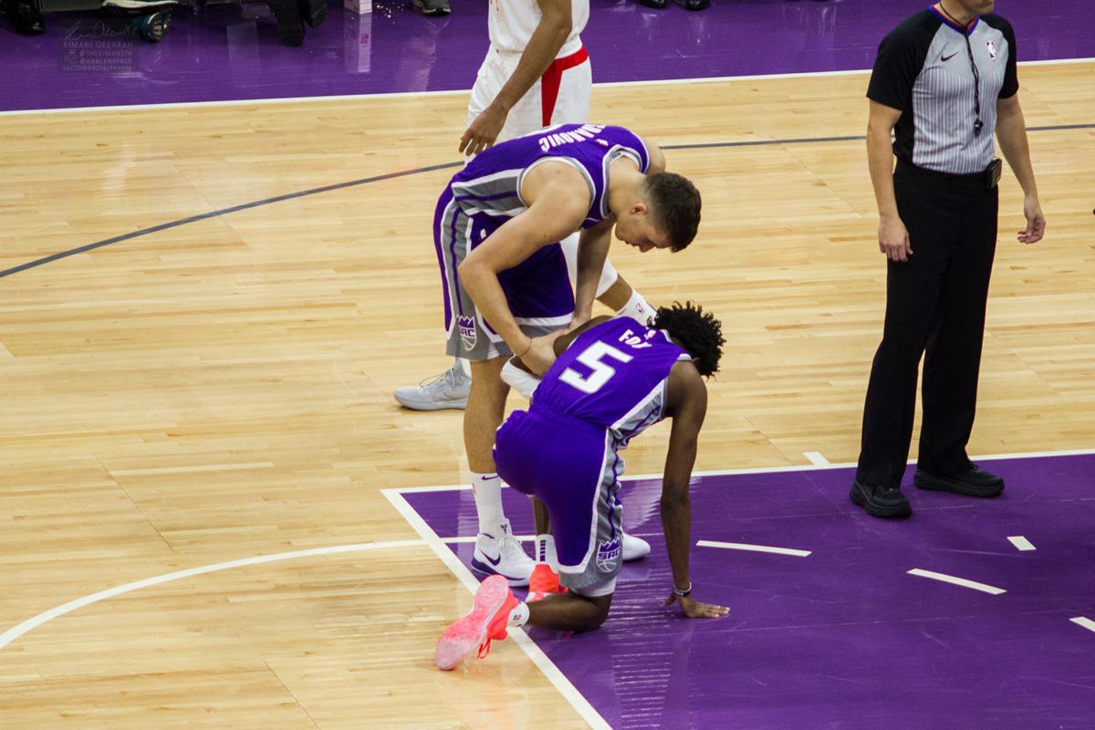 De'Aaron Fox can't save the Sacramento Kings