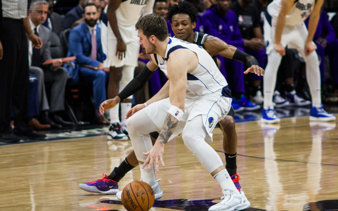 Kings vs. Mavericks Game Thread