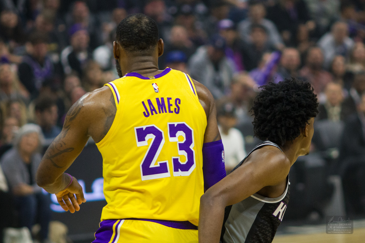 Kings vs. Lakers Game Thread