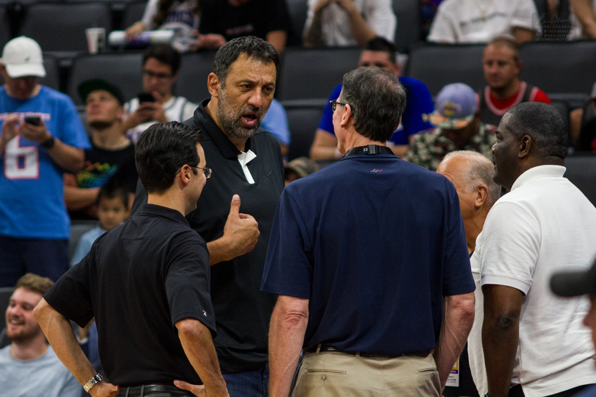 The Sacramento Kings Can't Afford To Keep Vlade Divac