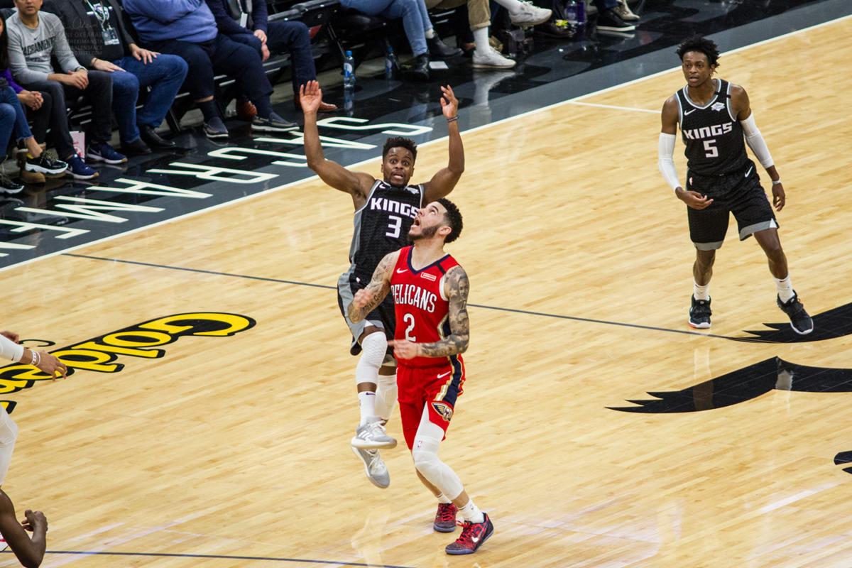 Kings vs. Pelicans Game Thread