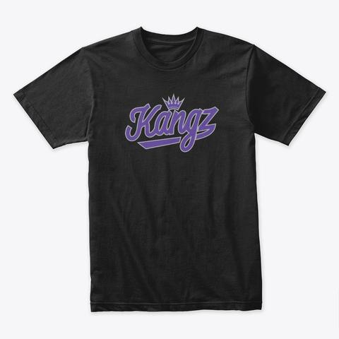 KANGZ! Shirt (Classic Black)