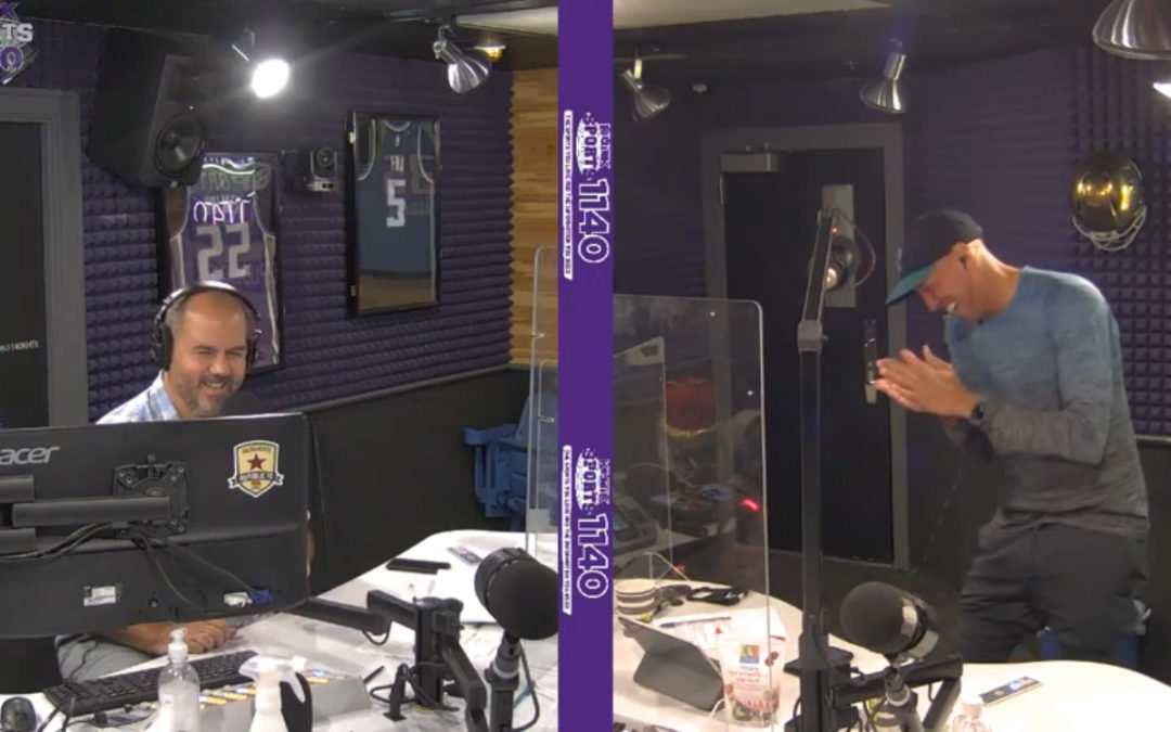 Listen: Monte McNair joined Jason Ross and a Doug Christie for a great interview