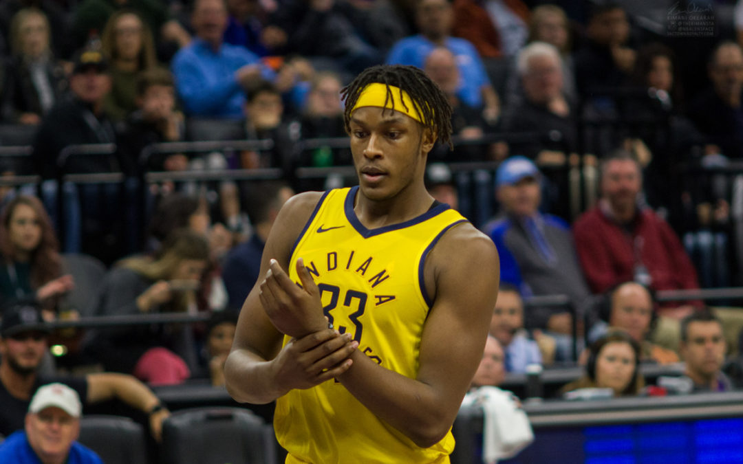 The Sacramento Kings should call the Indiana Pacers about Myles Turner