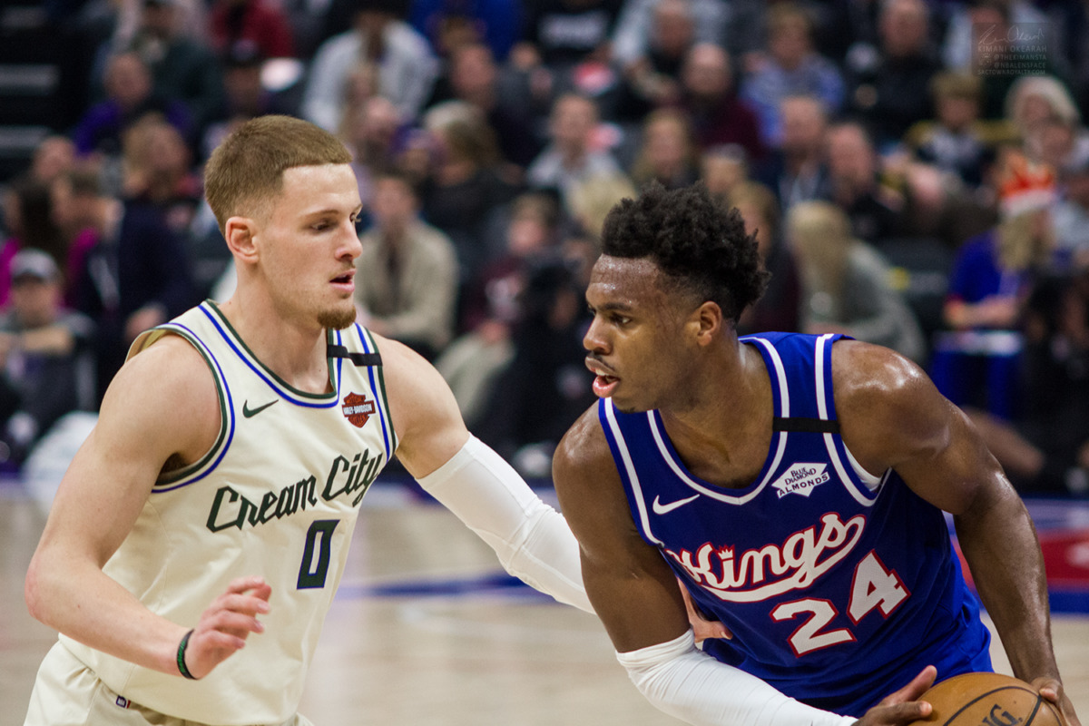 Would you rather: Trade Buddy Hield now or try to rebuild his value?