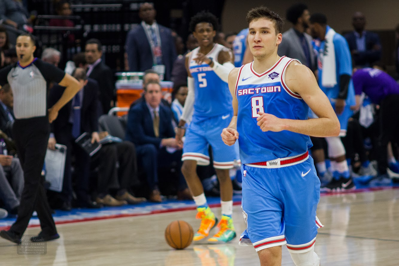 Would You Rather: Match Bogdanovic's offer or let him walk?