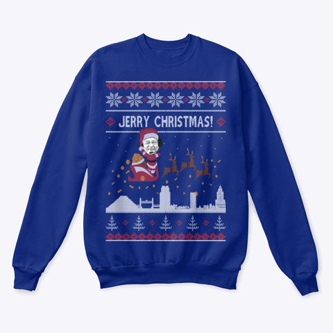 kingsheralss christmas switer