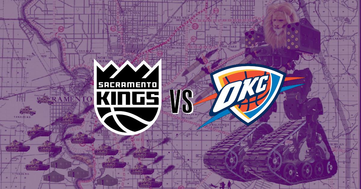 Kings vs. Thunder Preview: Pokuhoma City, Everyone!